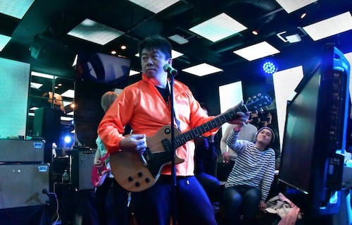 ホリエモンギター