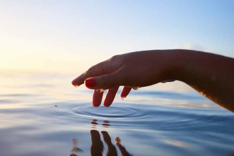 アルファベットで水が一番多いのは?