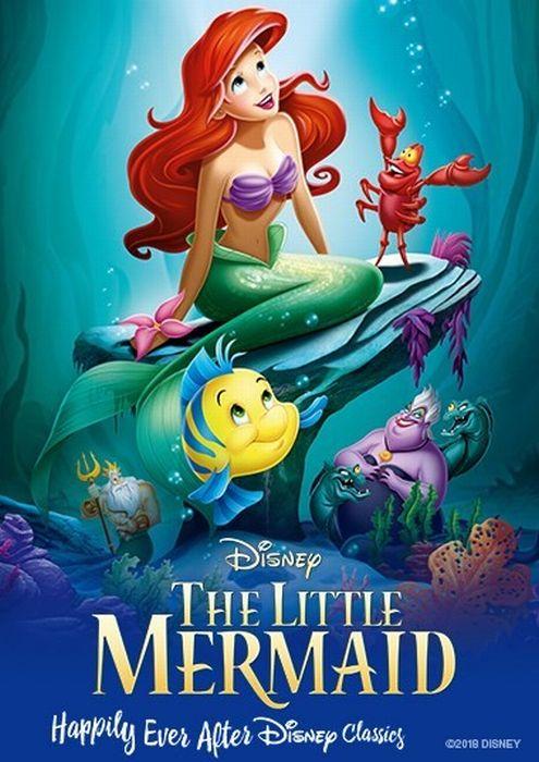 """リトル・マーメイド""""The Little Mermaid"""""""