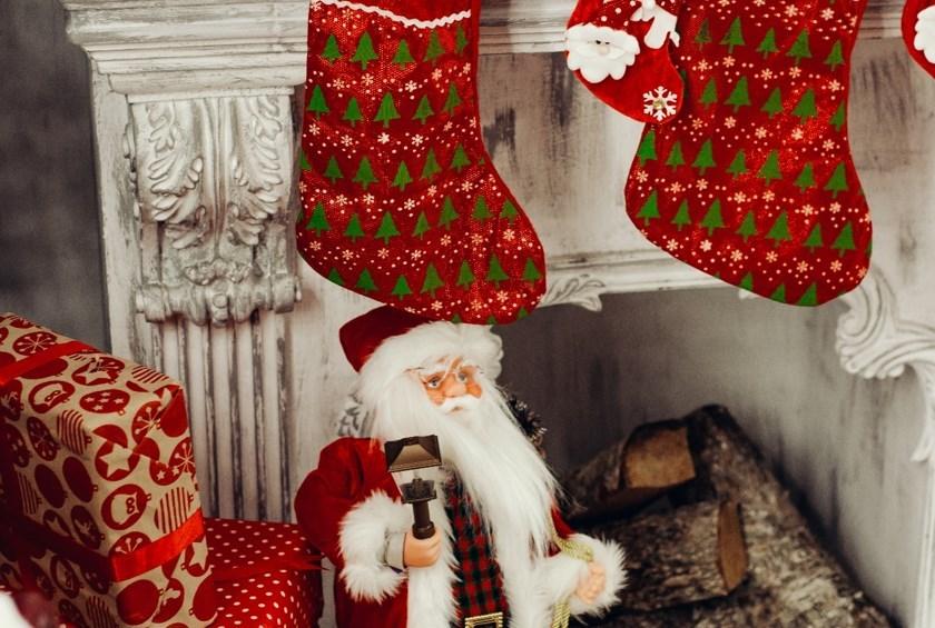 クリスマス、悪い子には炭