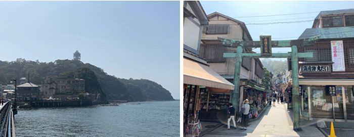 Day Trip to Enoshima by Elliot