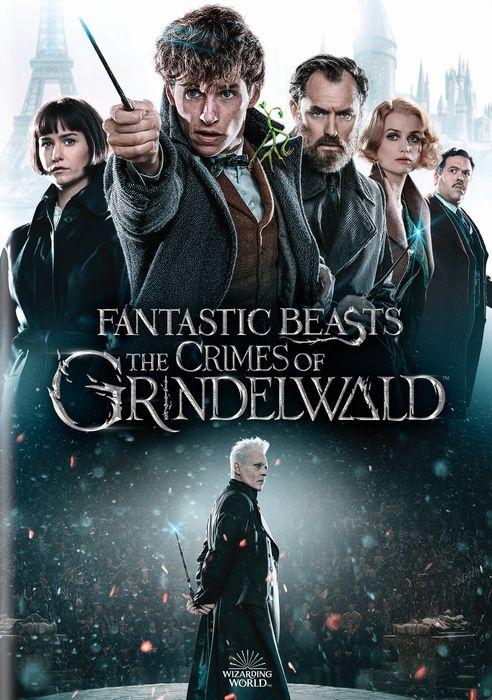 """ファンタスティック・ビーストと黒い魔法使いの誕生""""Fantastic Beasts: The Crimes of Grindelwald"""""""