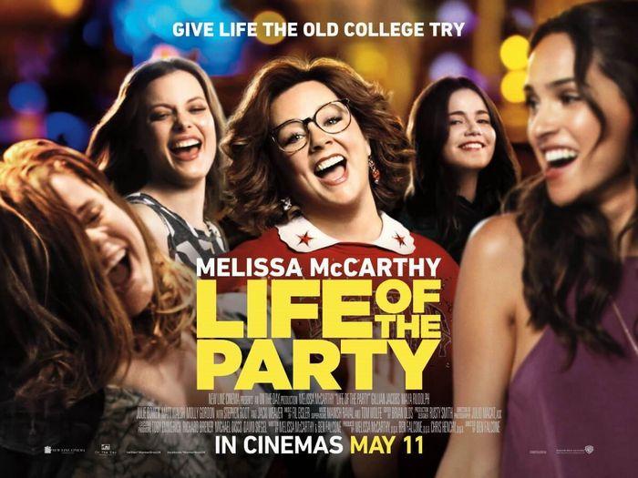 """ライフ・オブ・ザ・パーティー""""Life of the Party"""""""