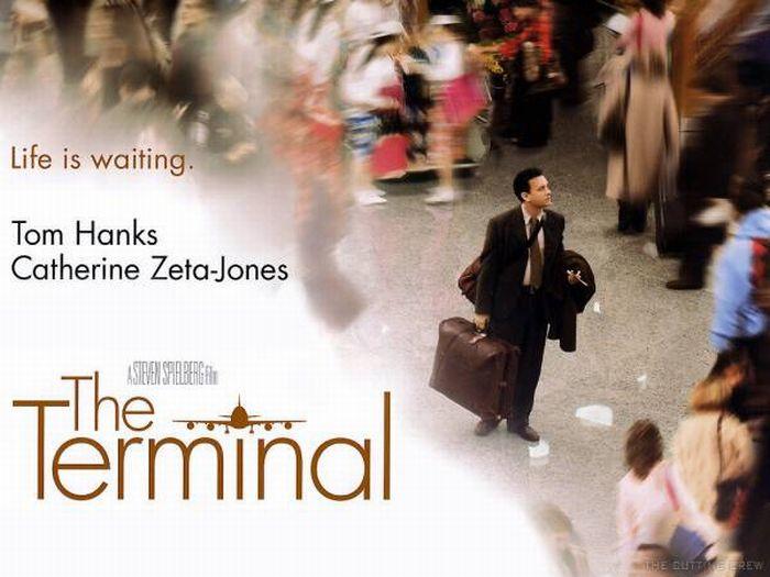 """ターミナル""""The Terminal"""""""