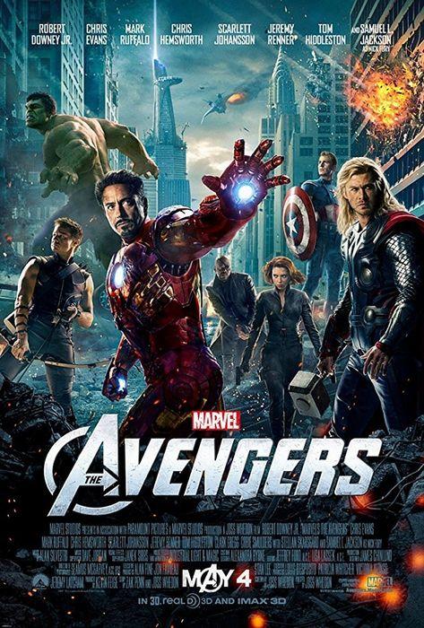 """アベンジャーズ""""The Avengers"""""""