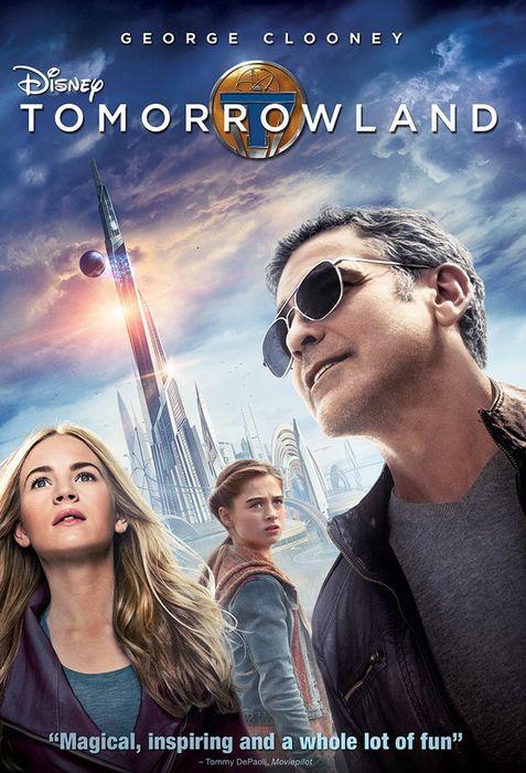 """トゥモローランド""""Tomorrowland"""""""