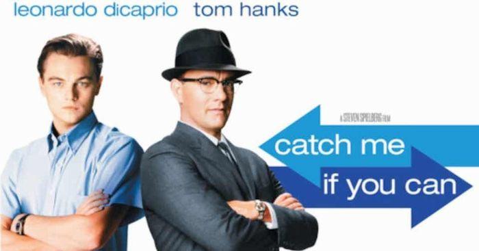 """キャッチ・ミー・イフ・ユー・キャン""""Catch me if you can"""""""