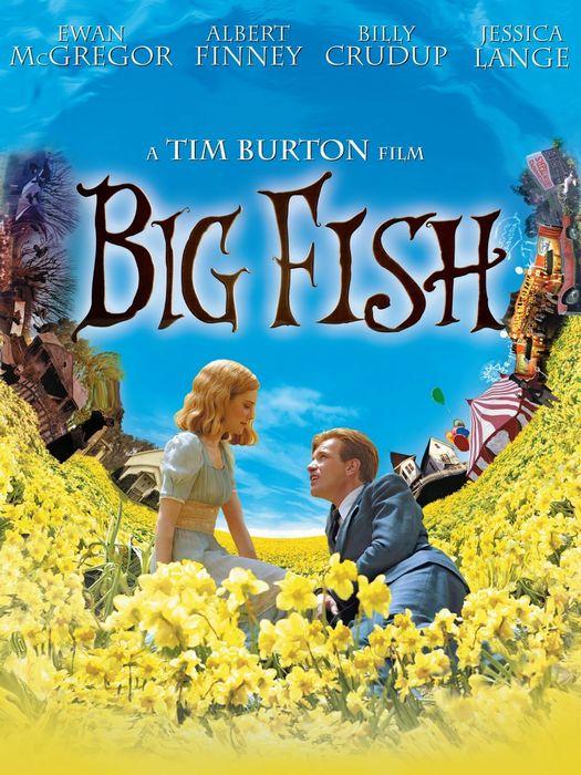 """ビッグ・フィッシュ""""Big Fish"""""""