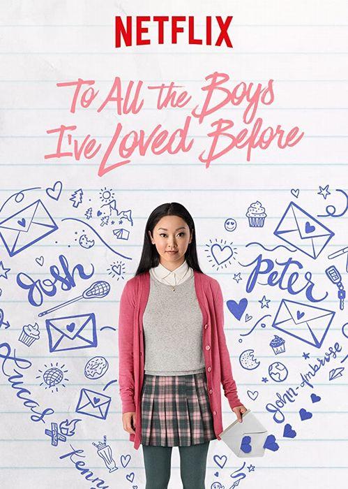 """好きだった君へのラブレター""""To All the Boys I've Loved Before"""""""