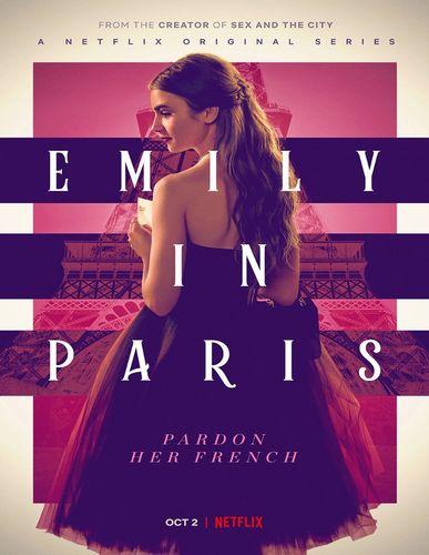 """大人気ドラマ『エミリー、パリへ行く』""""Emily in Paris""""のあらすじを見ながら英語を勉強してみよう!"""