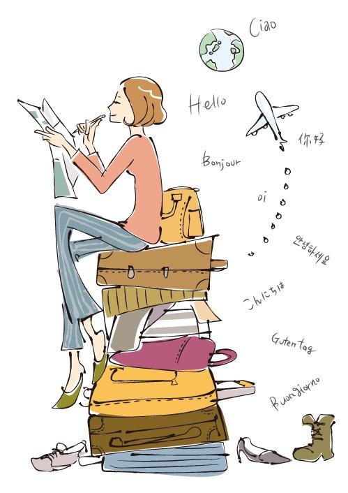 海外旅行ではどんな場面で英語が必要?1日のスケジュールで見てみよう