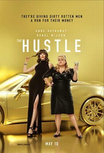 映画『ザ・ハッスル(The Hustle)から日常会話ですぐ伝えるフレーズを学ぼう!