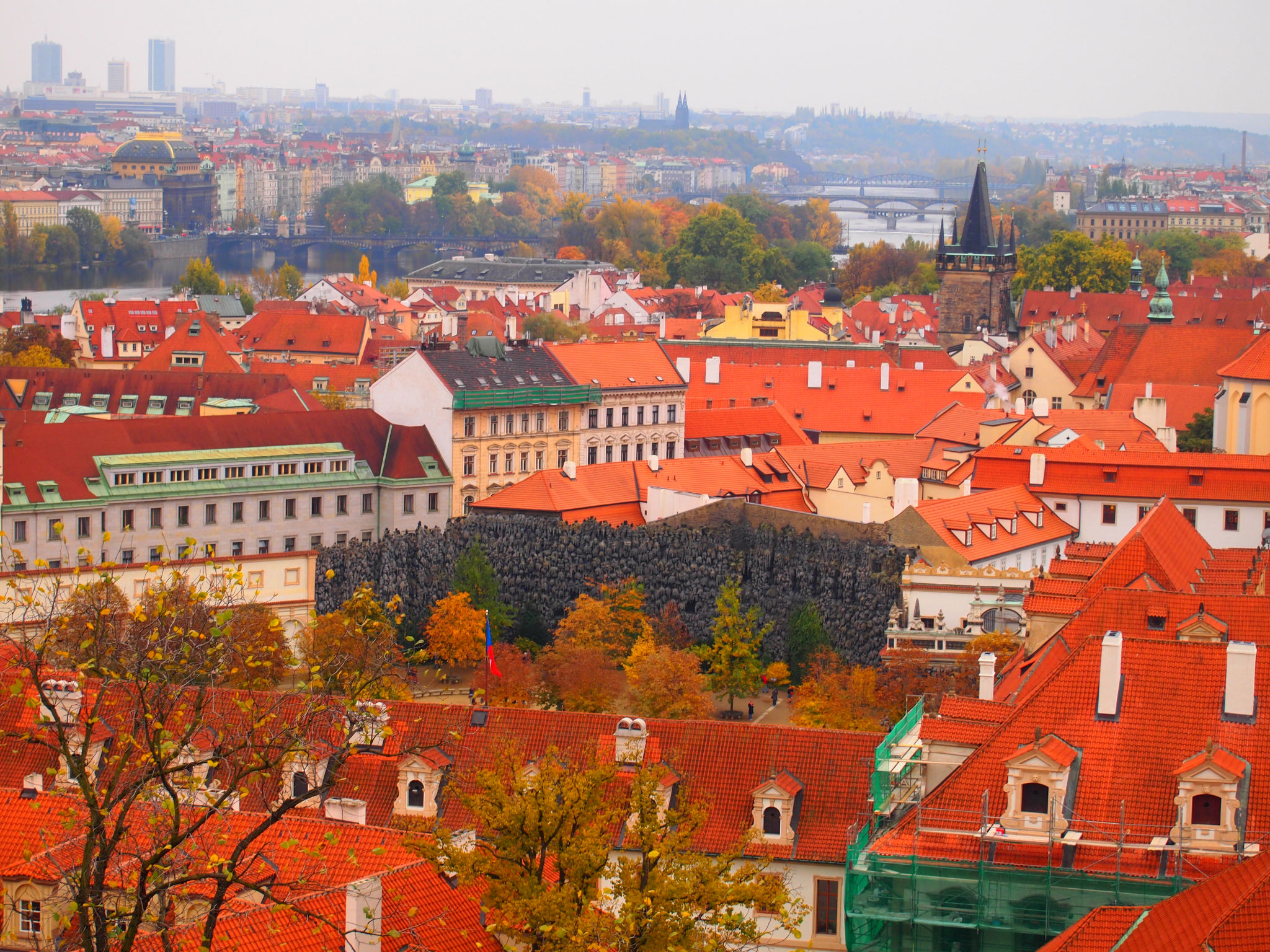 I want to tell you about the Czech Republic.by Keith