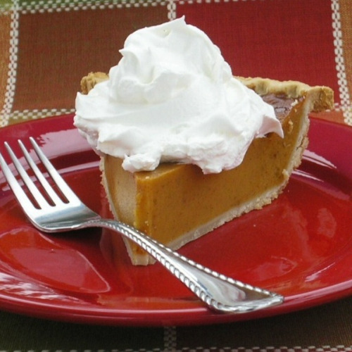 Thanksgiving Pumpkin Pie Recipe*by Cara