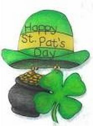 St. Patrick's Day in the United States byJacquelyn