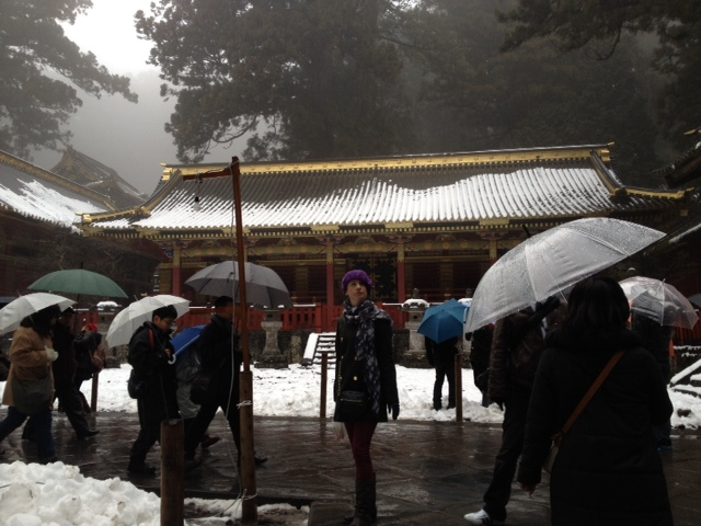 Sightseeing with my sister in Nikko by Geraldine