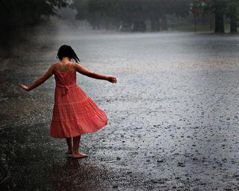 The rainy season is just around the corner.by Tyrel
