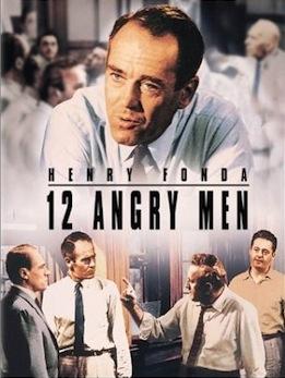 """十二人の怒れる男(""""12 Angry Men"""")"""