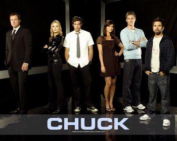 """チャック""""Chuck"""""""