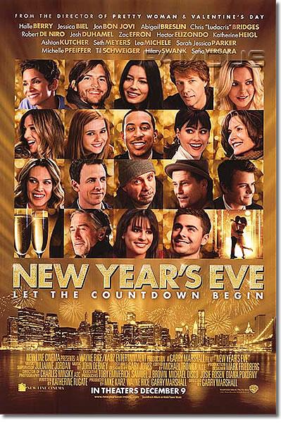 """ニューイヤーズ・イブ"""" New Years Eve"""""""
