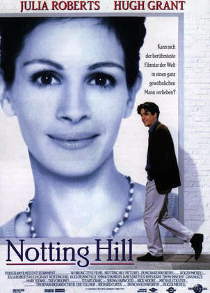"""ノッティングヒルの恋人(""""Notting Hill"""")"""