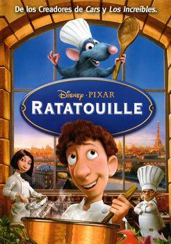 """レミーのおいしいレストラン""""Ratatouille"""""""