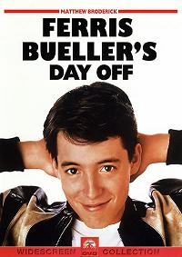 """Ferris Bueller's Day Off(""フェリスはある朝突然に"")"