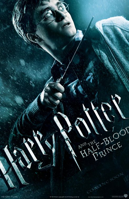 """Harry Potter and the Half Bloood Prince(""ハリー・ポッターと謎のプリンス"")"""
