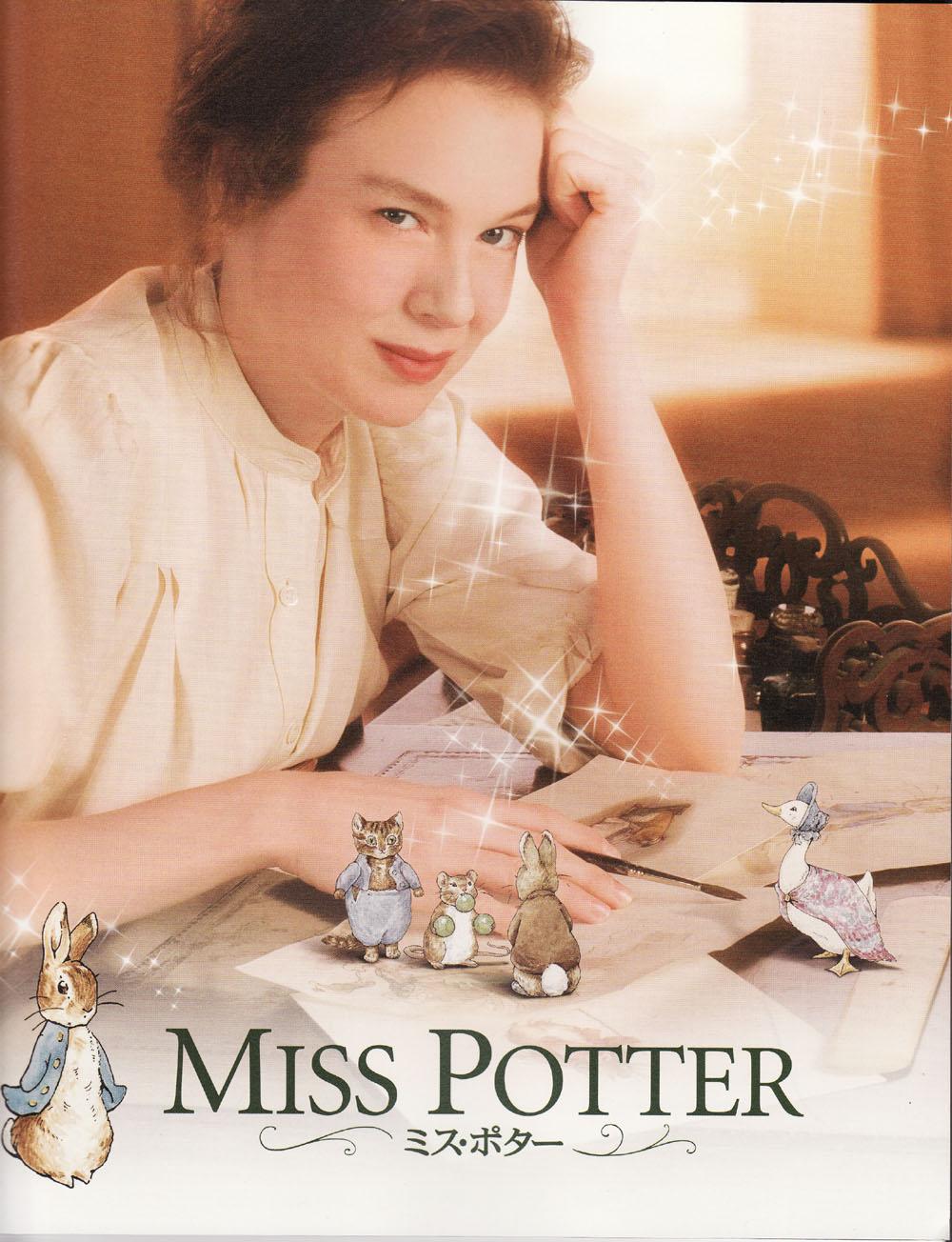 """ミス・ポター(""""Miss Potter"""")"""
