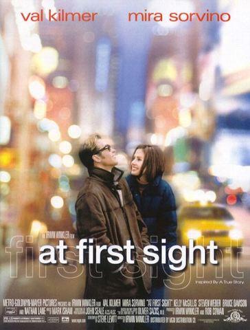 """あなたが見えなくても(""""At First Sight"""")"""