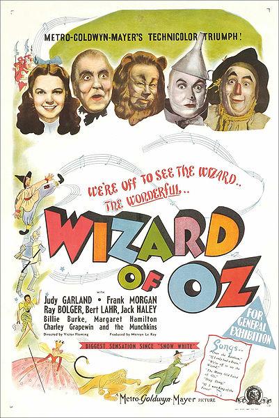 """オズの魔法使い""""The Wizard of OZ"""""""