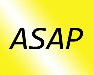 ASAP(要確認をナルハヤで)ー知ってて便利な英語の略語!