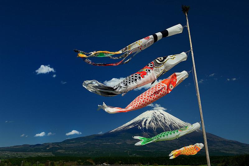 ●日本の祝日● ゴールデンウィークって英語で何と言う?